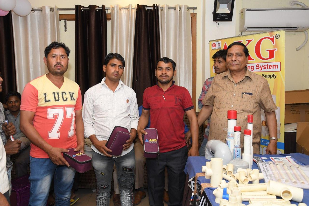 Plumber Meeting in Meerut -2019