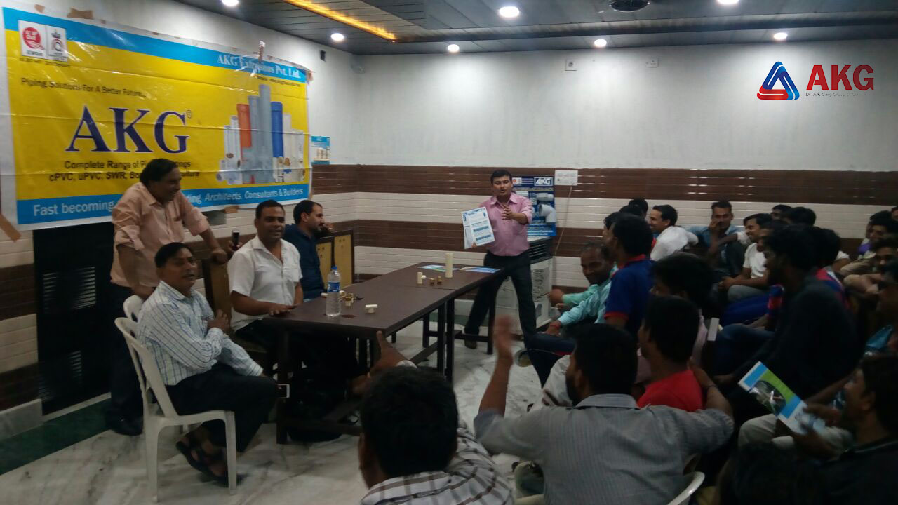 Plumber Meeting Meerut 2018