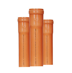 UPVC Underground Drainage Piping Systems