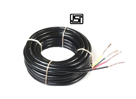 Multicore Round Flexible Cables