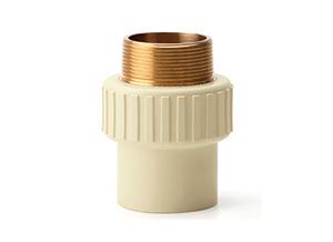 Male Threaded Adapter (Brass Insert)