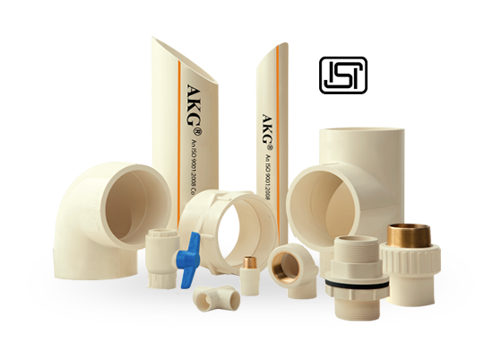 CPVC Plumbing Systems for Hot & Cold Water